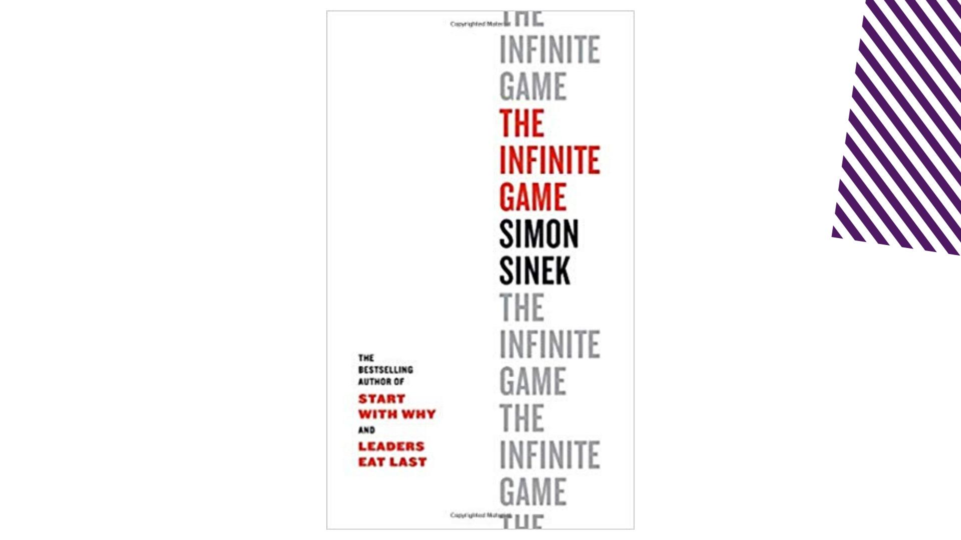 #1 Simon Sinek – Infinite Game